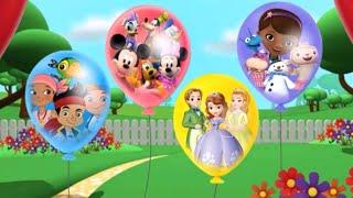 DISNEY JUNIOR HAPPY BIRTHDAY PARTY - VEA MAS VIDEOS DE HAPPY BIRTHDAY ...