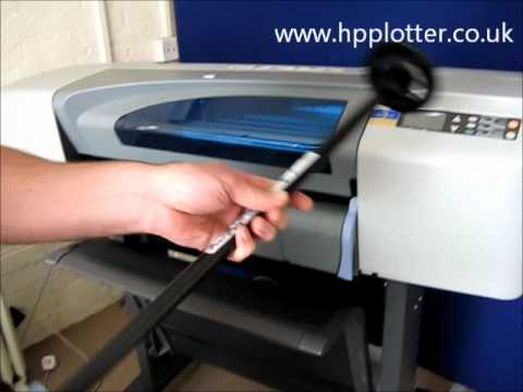 Designjet 500/800 Series - Common misuse issues on your printer