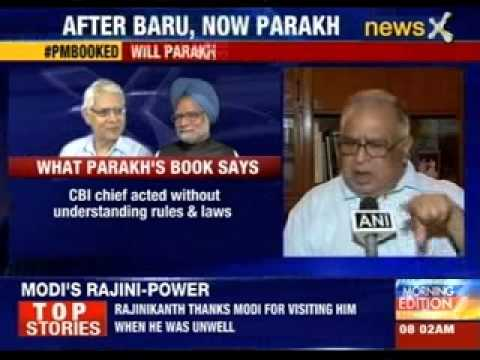 After Baru, now ex-coal secretary Parakh embarrasses PM