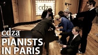 cdza: Pianists in Paris