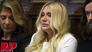 Kesha Sobs As Judge Refuses To End Contract With Alleged Rapist Dr. Luke
