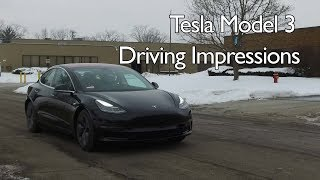 Munro Evaluates Tesla's Model 3