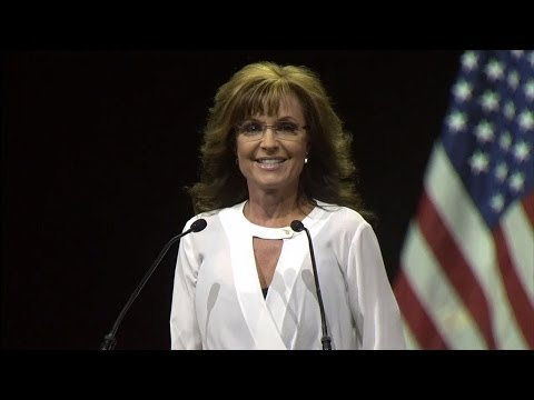 2014 NRA Stand and Fight Rally: Sarah Palin