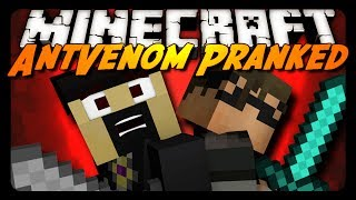 Minecraft: PRANKED BY SKYDOESMINECRAFT!