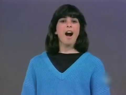 Sarah Silverman Singing on Community Auditions - YouTube