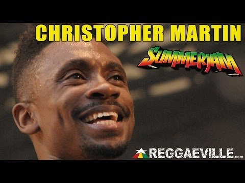 Christopher Martin - Take My Wings @ SummerJam 2014