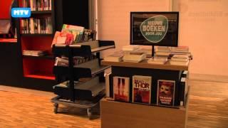 MTVIetsgemist Boekdelen over de nieuwe bieb - 686