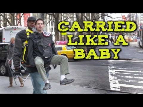 Mark Malkoff: Carried Like A Baby