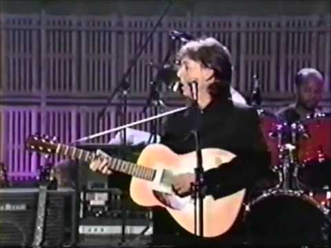 Live @ Ed Sullivan Theater, NYC (1992)