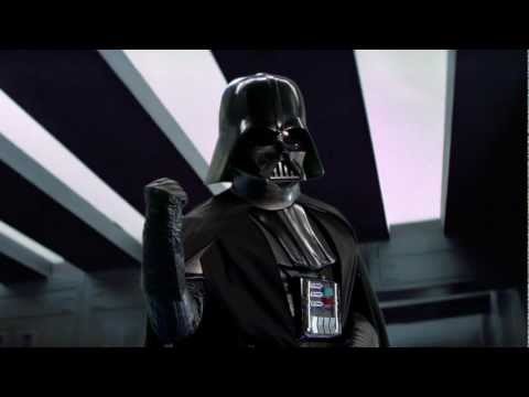 Darth Vader Introduces This Is Madness: The Star Wars Character Tournament