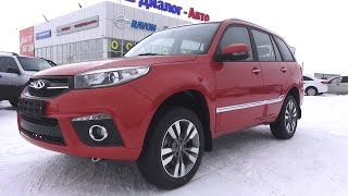 2017 Chery Tiggo 3. Start Up, Engine, and In Depth Tour.. MegaRetr