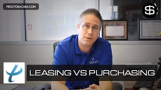 Leasing A Car Vs Purchase The Advantages Of Leasing