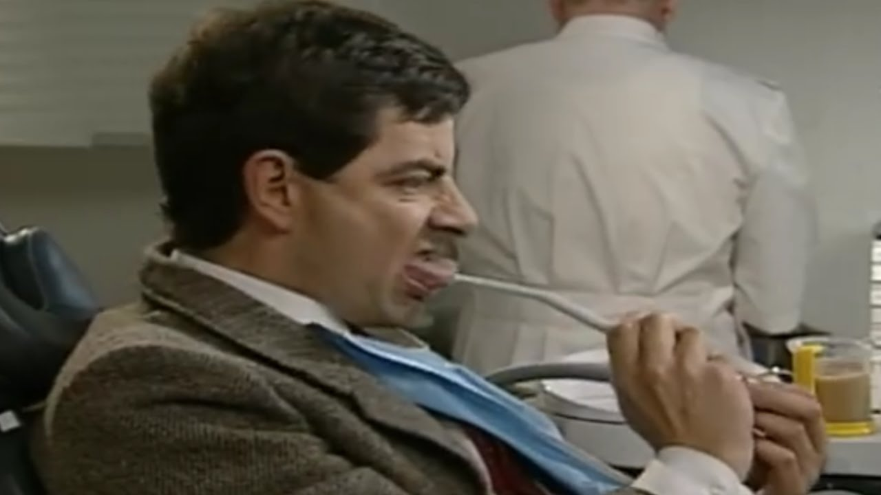 Mr Bean At The Dentist Youtube