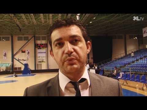 3ème participation à l'Eurocoupe pour les filles de Basket Landes