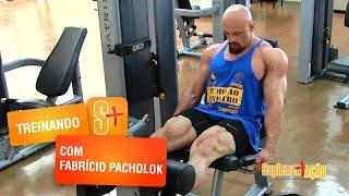 Fabrício Pacholok - Treino de Pernas