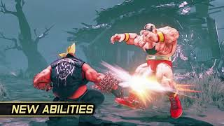 Street Fighter V - Arcade Edition V-Trigger II Teaser