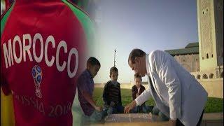 المغربي خالد ياسين يقدم إعلان رائعا عن المنتخب الوطني في مونديال روسيا على بي ان سبورت   |   قنوات أخرى
