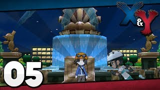 Pokémon X And Y Episode 5 Route 4: Parterre Way