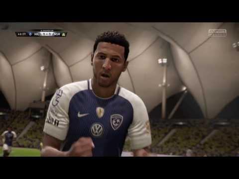 فيفا 18 نمط المهنة الهلال(كأس محمد الشلهوب الدولية الودية)/fifa18 career mode alhilal#24