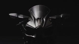 2016 Kawasaki Ninja H2!
