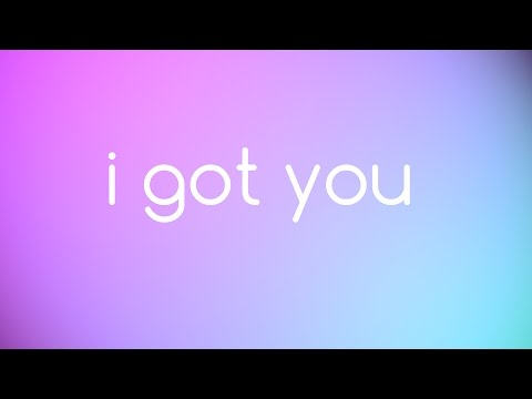 youtube video Bebe Rexha - I Got You Lyrics to 3GP conversion