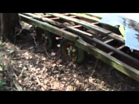Scrap Trailer Recovery pt1