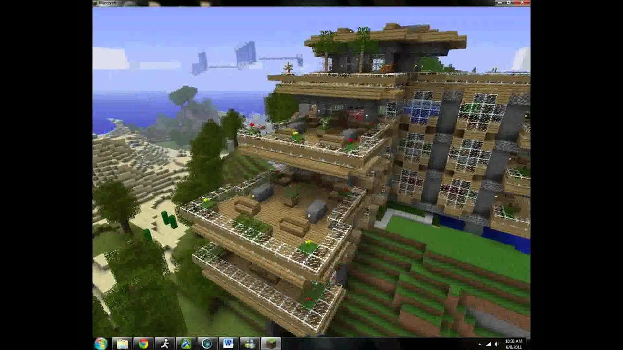 Minecraft best house creations the for Best house pics