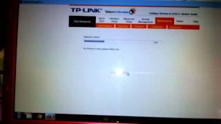 Upgrade Firmware Modem ADSL TP-Link TD-W8151N Ver 1.2