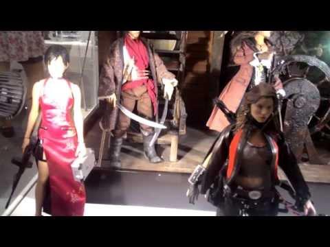 Pirates Of The Caribbean On Stranger Tides Film - Phim Cướp Biển Vùng Caribbean 4