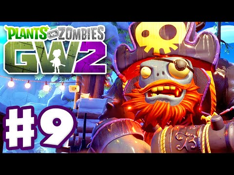 Plants Vs Zombies Garden Warfare Final Boss Zackscottgames Plants Vs
