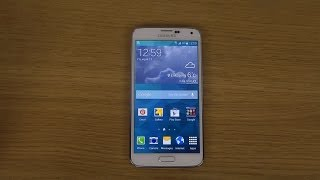 How To Take Samsung Galaxy S5 Screen Shot / Capture