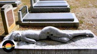 10 najdziwniejszych grobów na świecie