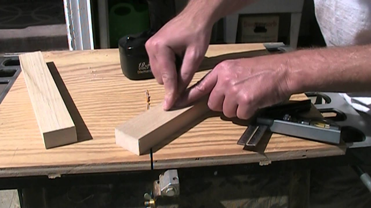 table saw how to cut channel
