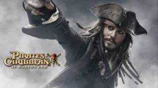 Pirates Of The Caribbean At World's End Soundtrack