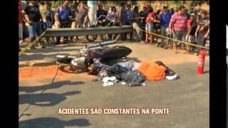 BR-116, em Valadares, � cen�rio de v�rios acidentes