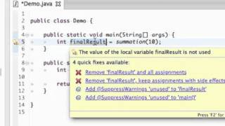How To: Create a Simple Java Program Using Eclipse view on youtube.com tube online.