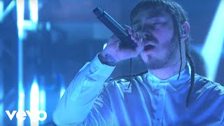 Post Malone - Congratulations (Live From Late Night With Seth Meyers/2017) ft. Quavo