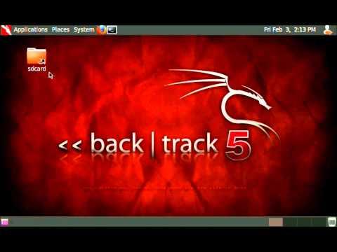 Backtrack Installer 2.0 - (backtrack 5 running on android)