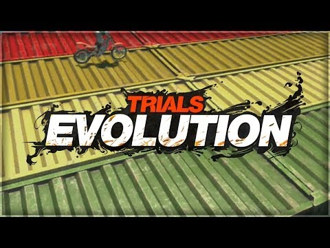 Trials Evolution | I Love Josh's Sweat (Trials Funny Moments)
