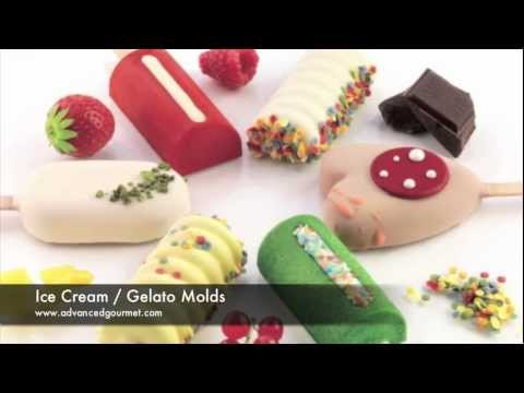 Ice Cream Gelato Molds from Advanced Gourmet.mov