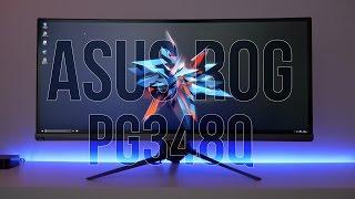 Asus PG348Q, un monitor impactante