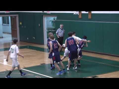 Chazy - Westport JV Boys 12-7-11