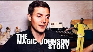 Magic Johnson- The Greatest Story Ever Told