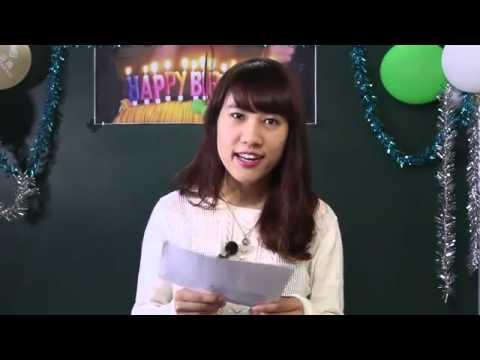 Cô giáo xinh xắn dạy tiếng Anh qua bài hát