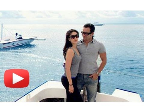 Kareena Kapoor Reveals About Her Holiday With Saif Ali Khan