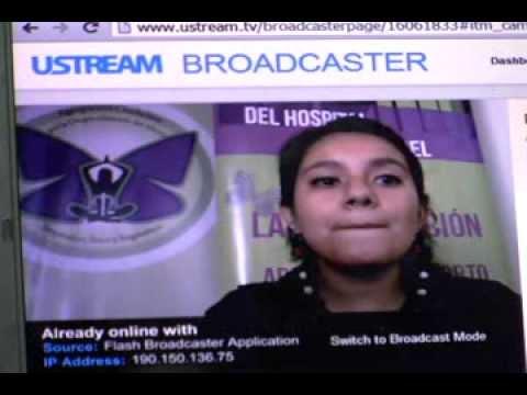 Presentación sobre la situación del Aborto Terapéutico en San Salvador