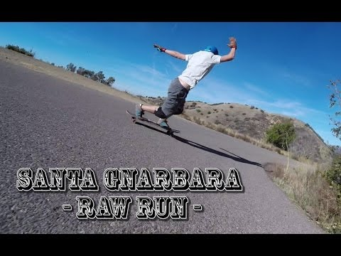 Santa Gnarbara raw run