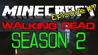 Minecraft: Walking Dead Survival | S2 | E7 | Bunker Chests