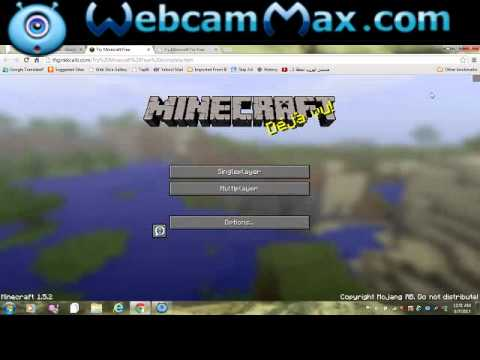 how to play minecraft for free no download - YouTube