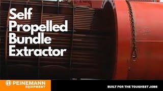 Self Propelled Bundle Extractor